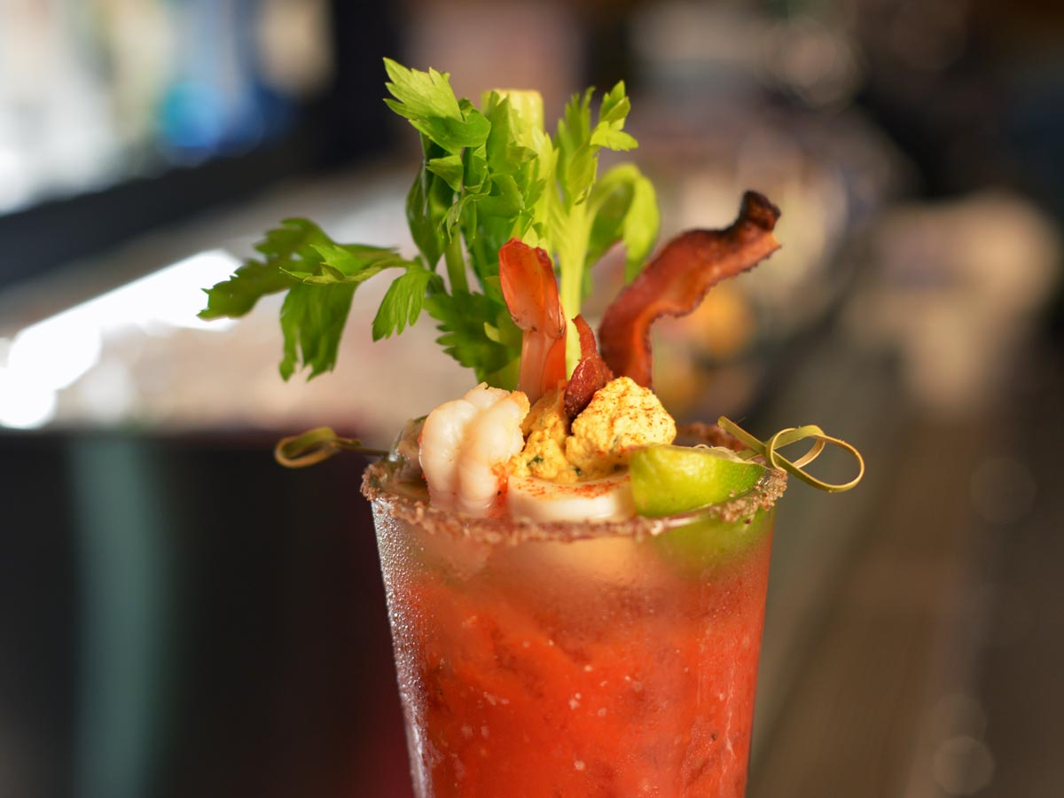 Chop House Ultimate Bloody Mary